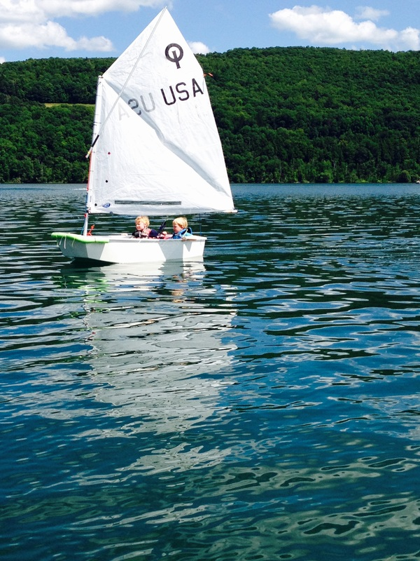 About the OSC Sailing School - Otsego Sailing Club - Cooperstown, NY